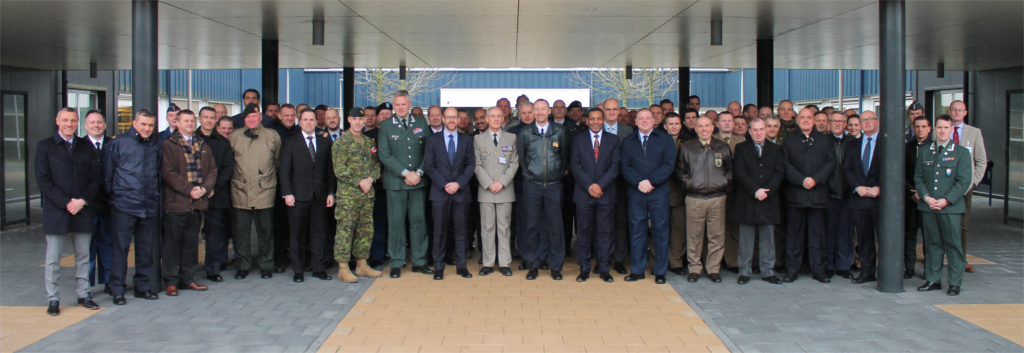 2nd NMCC Commanders Conference - Group Photo